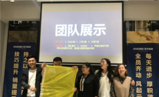 金秋起航│ 2018安华瓷砖A6营销系统项目威海站