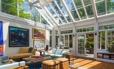 零距离感受大自然 在家里的阳光房就够了
