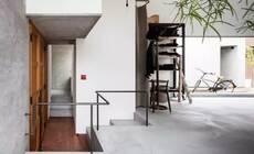 工作室与住宅的融合,和谐而不失清幽气质