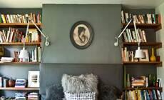 如何在家里挤出一间书房,这4种方案必须收藏!