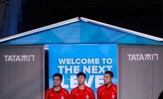 奋斗不止|丁宁马龙带领国球迎难而上 TATA代表国门锐意进取