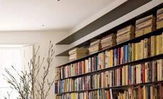 梦想拥有一个家庭图书馆,看书看到天荒地老