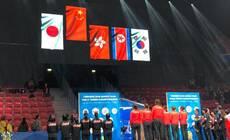 2018世乒赛团体赛中国女乒夺冠 荣耀之路有艰辛亦有泪水