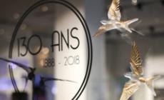 法国莱俪举行130周年纪念暨2018秋冬<喜燕>系列上市活动