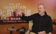 雷德利-斯科特:《火星救援》的导演版会多23分钟!