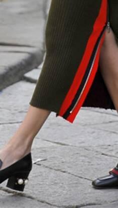 这双珍珠鞋到底有多美?连蕾哈娜穿上都不肯脱下来!