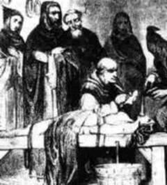 中国古代牢房对女囚的潜规则图片