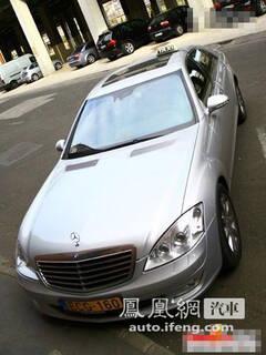 兰博基尼保时捷在迪拜只是 出租车 组图高清图片