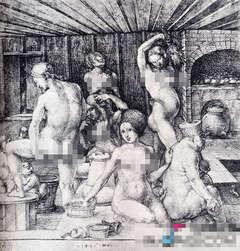 西方绘画艺术作品6图片大全