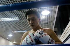 29岁脑瘫小伙练拳17年登上职业拳台