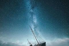 一组星空摄影作品