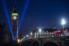 英国人是这么庆祝胜利70周年的