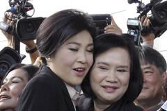 泰前总理英拉出庭现场