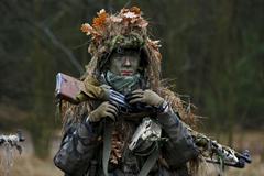 波兰训练民兵防步乌克兰后尘