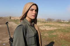 铿锵玫瑰:库尔德女战士