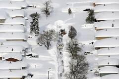 美国特大暴风雪