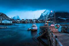 摄影师镜头下的挪威