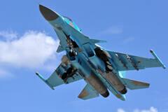 俄苏-34将变身电子战机 首批今年11月份交付