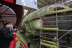 俄同时开工2艘量产型拉达潜艇