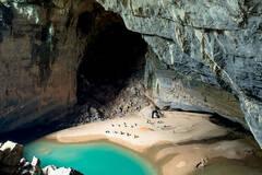 一个拥有独立气候体系的洞穴
