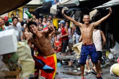 菲律宾暴力强拆现场全纪实