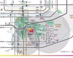 中海寰宇时代规划图2