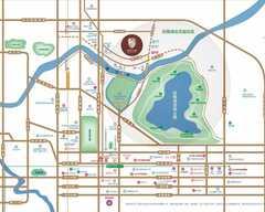 金地艺境规划图2