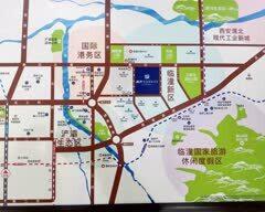 蓝光·长岛国际社区规划图3