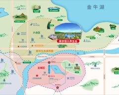 南京恒大养生谷规划图2