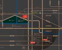 万科西郊都会规划图2