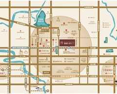 新城悦隽规划图2
