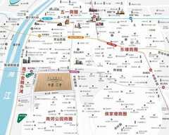 卓越江岸规划图2