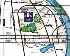 光明碧桂园培文府规划图2