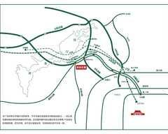 八达岭孔雀城规划图2
