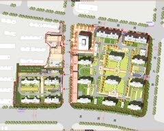 中海城南公馆规划图2