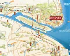 融创江语海规划图2