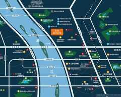 合能湘江公馆规划图2