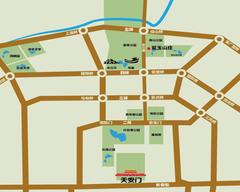 紫玉山庄规划图2