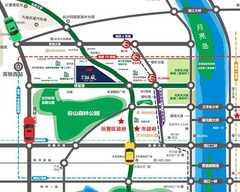 顺舟旺城规划图2