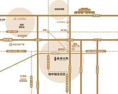 泰禾·金府大院規劃圖2