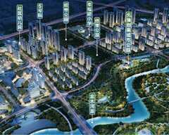 郑州华侨城效果图1