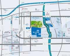 雪山万科城规划图2