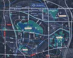万科·未来时光规划图2