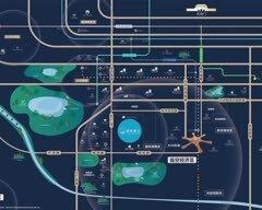 保利首开新航城·和悦璞云规划图2