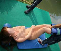 香港女子在泰国全裸蹦极遭批
