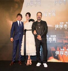 《侠探杰克》上海人气爆棚 汤姆·克鲁斯打造全新冒险