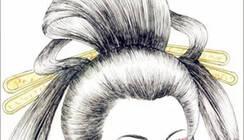 云髻凤钗金步摇,中国古代女子发式及发饰大科普
