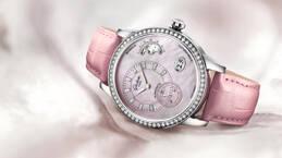 """腕表也可以很""""粉嫩""""!"""