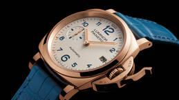 这些腕表是崭新创意和精湛技艺的结合