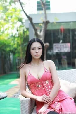 中国重庆第一黄金比例美女时尚生活照